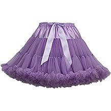 459963117e Falda Tul Capas Faldas de Tul Falda Capa Tutu Mujer Disfraces Con Tutu  Tutus para Adultos
