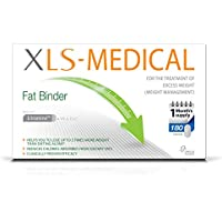 XLS Medical Fat Binder Tablets Weight Loss Aid - 1 Month... - ukpricecomparsion.eu
