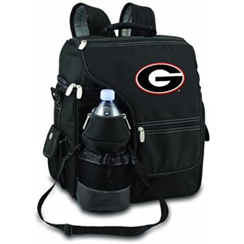 NCAA Georgia Bulldogs Turismo Insulated Backpack Cooler