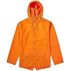 Rains Classic Chubasquero Fire Orange