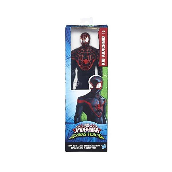 Spiderman - Figura Titan, Multicolor (Hasbro B5754EU4) 2