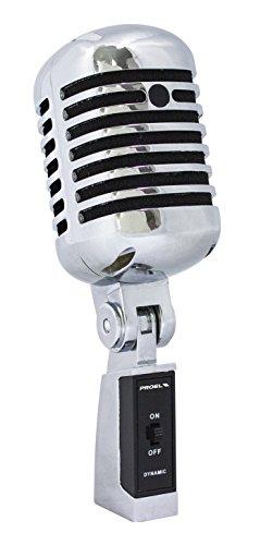 Proel DM55M Vintage Micrófono dinámico