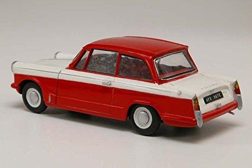Imagen 3 de Airfix - Kit mediano con pinturas, coche Triumph Herald (Hornby A55201)