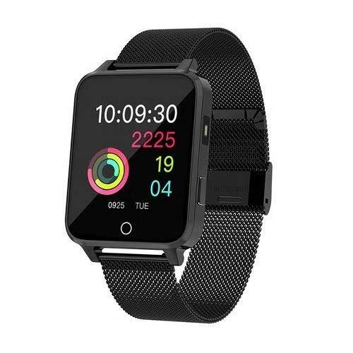 Smartwatch X9 waterproof IP68 cardiofrequenzimetro bluetooth notifiche Multi-sport luce led compatibile Android e iOS impermeabile Fitness tracker smart band pedometro calorie orologio sport