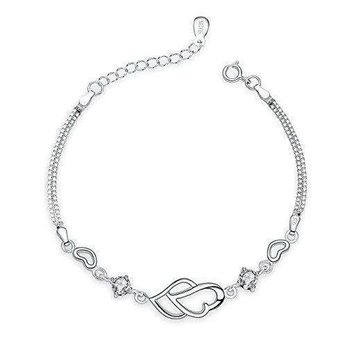 fashmond-bracelet-doubles-coeurs-enlaces-argent-fin-925-et-pierres-en-oxyde-de-zirconium-idee-cadeau
