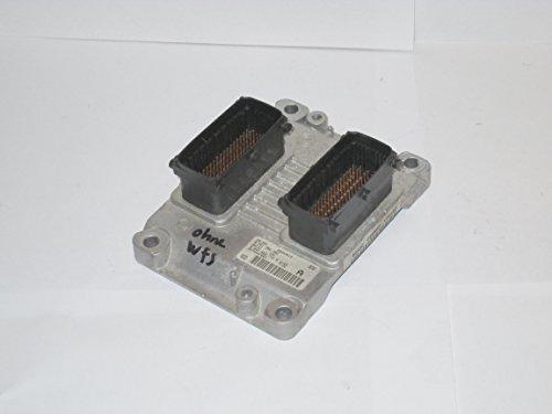 Motorsteuergerät Reset Fiat Punto 188 1.2l 16V 80PS 46822116 Bosch 0261206982