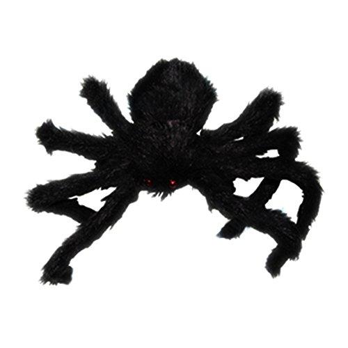 Riesen Spinnen Halloween (Halloween-Dekorationen,Riesen Spinne Plüsch Spinne Spukhaus Dekoration Plüsch. im Freien)