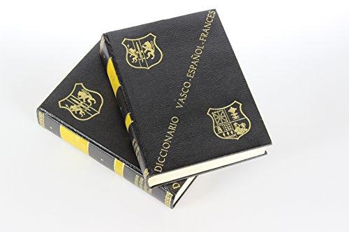 Diccionario Vasco-Espanos-Frances. Dictionnaire Basque-Espagnol-Francais. 2 vols. par Maria de Azkue