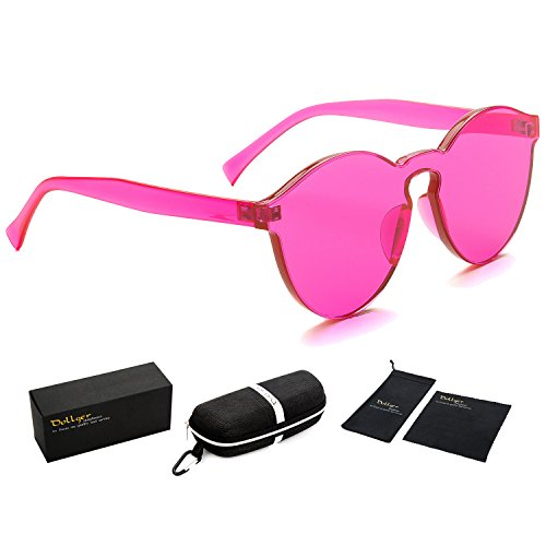 dollger-new-designer-integrated-transparent-keyhole-cat-eye-sunglasses-with-candy-colorrose-pink