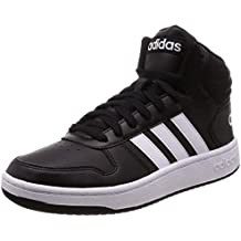 separation shoes a1b95 4fe43 adidas Hoops 2.0 Mid, Chaussures de Fitness Homme