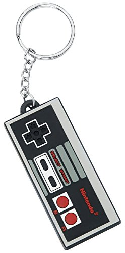 Price comparison product image Nintendo Controller Keyring black