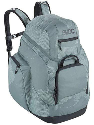 EVOC Sports GmbH - Zaino per Scarponi da Sci e Casco, 60 l, Unisex, 200809307, Olive, One(35x35x56cm)