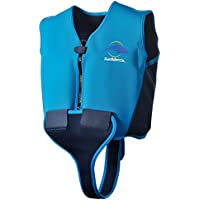 2bc39c3b2 Juventud Konfidence natación chaqueta - azul azul marino - 8-10 años