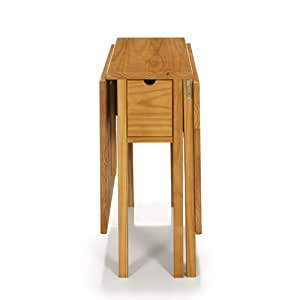 Bimini 2 Table pliante Naturel - Alinea 140.0x74.0x80.0.