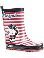 """'Hello Kitty Bottes de pluie, Bottes en caoutchouc elvis """""""