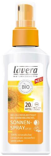 Lavera Sonnenspray LSF 20, 1er Pack (1 x 125 ml)