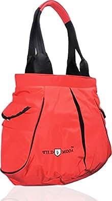 Wild Moda Women's Tote Bag(Multicolor,Wmwb0121)