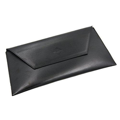 Tellur Fashion Clutch Bags Magnetic - Reisepasshülle, Schwarz Preisvergleich