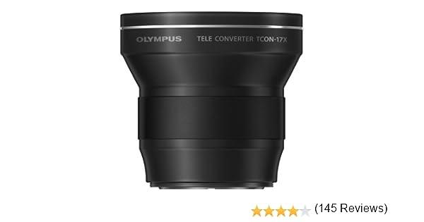 Olympus CLA-12 Adaptateur pour TCON-17X Noir