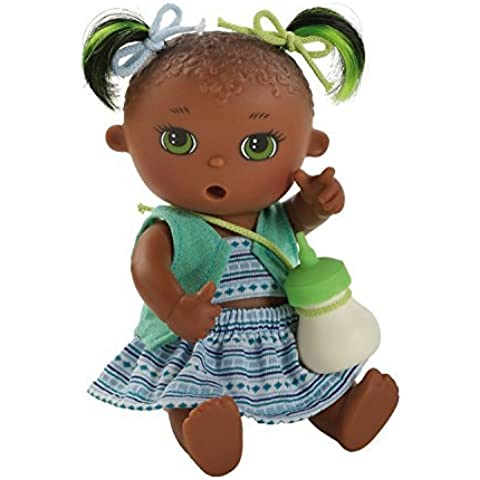 Paola Reina Los Bebes Go Potty Gracia 8.6 Drink & Wet Doll (Made in Spain) by Paola Reina