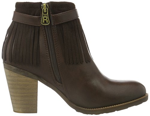 Refresh 62231, Bottines Non Doublées Femme Marron - Braun (Marron)