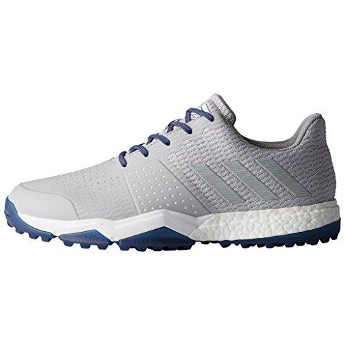 big sale 1a076 1008a adidas Herren Adipower S Boost 3 Golfschuhe, Grau (Grey F33581), 47 1