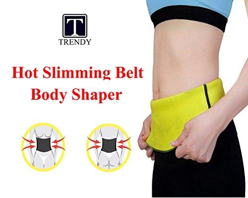 TRENDY TNT Waist Trimmer Tonning Belt