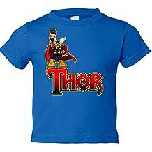 Camiseta niño Thor martillo Asgard