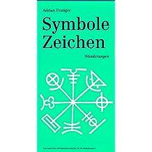 Symbole Zeichen: Wanderungen