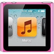 Apple iPod Nano (6. GEN) 8 GB - Rosa [importado de Reino Unido]
