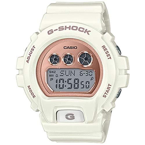 Casio Damen Digital Quarz Uhr mit Plastik Armband GMD-S6900MC-7ER (G-shock Casio Frauen Uhren)