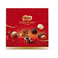 Nestlé Caja Roja - Bombones de Chocolate - 200 g