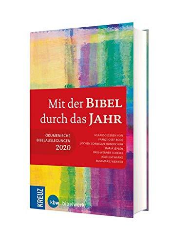 Mit der Bibel durch das Jahr 2020: Ökumenische Bibelauslegungen