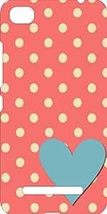 Koolbug Printed Hard Back Case Cover For Gionee Marathon M5 Lite