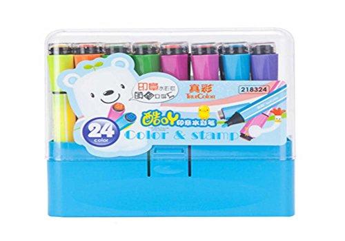 Seal Aquarelle Pen (Set Of 18), 18 couleurs