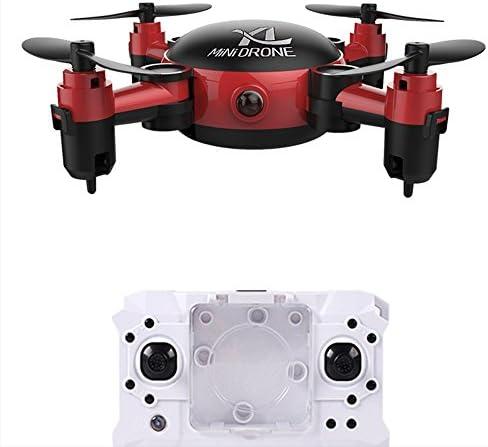 Jiayuane Mini drone de poche pliable pour les enfants, une vitesse de retour de clé basculant 3D Tumbling Quadcopter de contrôle de mode sans tête pour les débutants   Prix Très Raisonnable