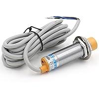 Heschen Interruptor de sensor de proximidad capacitivo LJC18A3-B-Z/BX, detector 1 -10 mm, 6-36 V DC, 300 mA NPN, normalmente abierto (NO) 3 cables