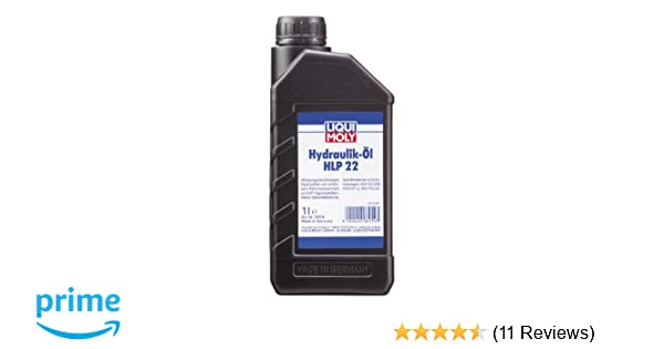 Lieblings LIQUI MOLY 6954 Hydrauliköl HLP 22, 1 L: Amazon.de: Auto #RL_76
