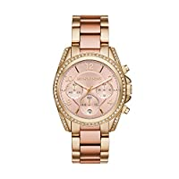 Michael Kors Casual Watch Analog Display Quartz For Women Mk6316