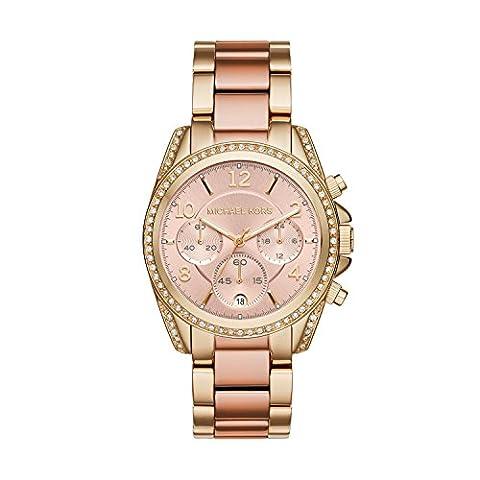 Michael Kors Damen-Uhren MK6316