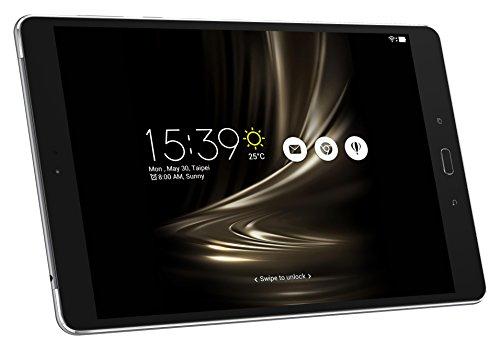Asus ZenPad 3S Z500M-1H006A 24,6 cm (9,7 Zoll,2k) Tablet-PC (MediaTek 8176 Hexacore, 4GB LPDDR3, 64GB, IMG GX6250, Android 6.0) grau