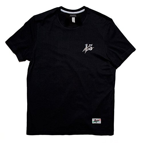 T-shirt Legend Giacomo Agostini, Colore: Nero, Taglia: L