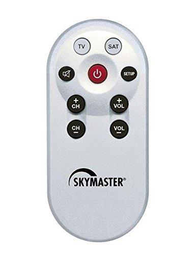 Skymaster Senioren Universal Fernbedienung 2 in 1 TV, SAT, CD, DVD, HIFI....geeignet für alle Marken und Modelle