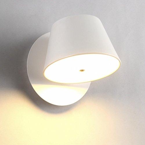 eit Wand Lampe Schlafzimmer Nachttisch Balkon Balkon Treppenlicht Led Led Wandleuchte,Weiß (Stimmung Bleistifte)