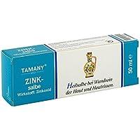 ZINKSALBE 50 ml Salbe preisvergleich bei billige-tabletten.eu