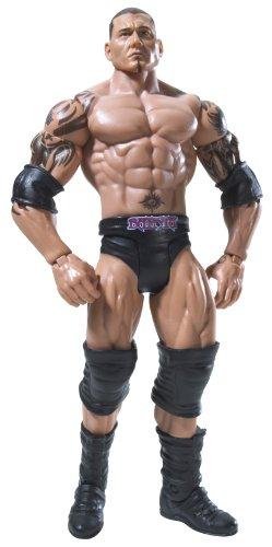 Batista Figur - WWE Basis Serie 5 (Wwe Batista-figur)