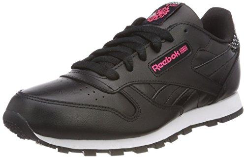 Reebok CL Squad, Zapatillas de Running Para Niñas Reebok