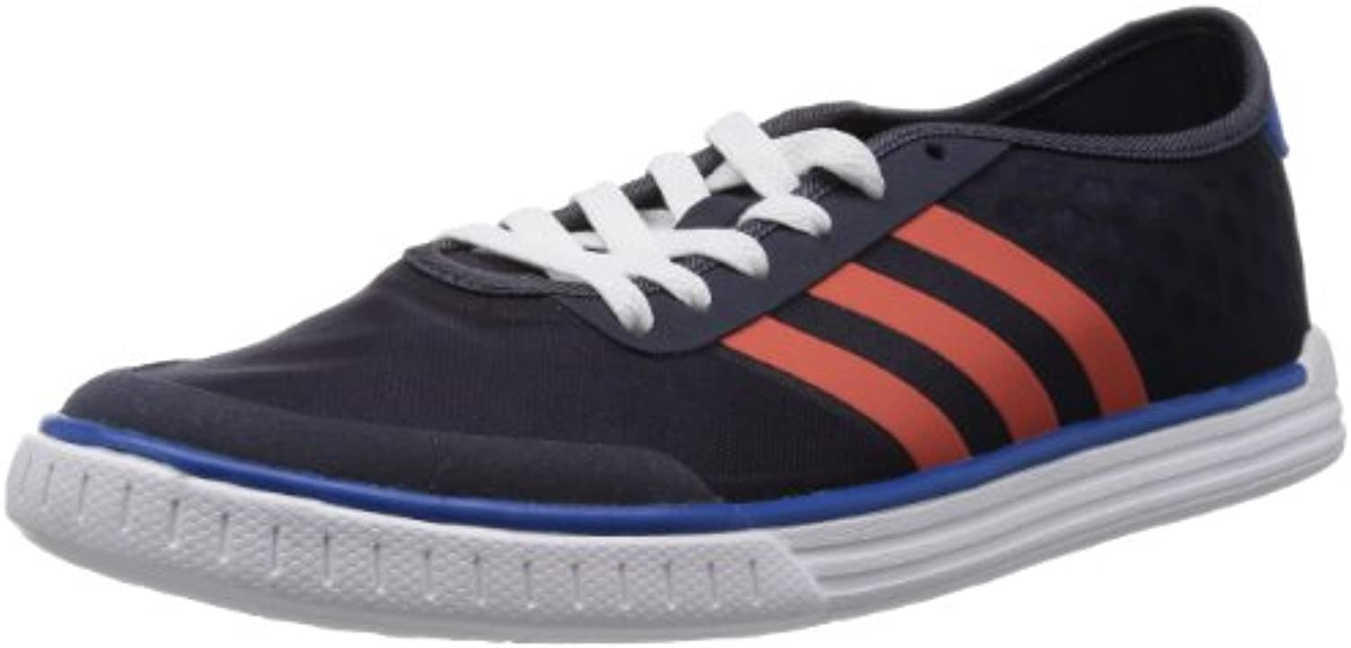 Adidas Neo Easy Tech Schuhe Sneaker Herren NEU navy / red / white