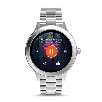 Fossil Damen Smartwatch Q Venture 3. Generation - Edelstahl - Silber – Elegante & Moderne Frauen Smartwatch – Für Android & Ios 4