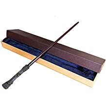 Potterwell Wizard Wand WITH STEEL CORE - Perfect For Cosplay, Fancy Dress or Decoration - JUST LIKE THE MOVIES